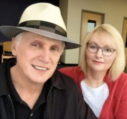 Wayne and Tamara